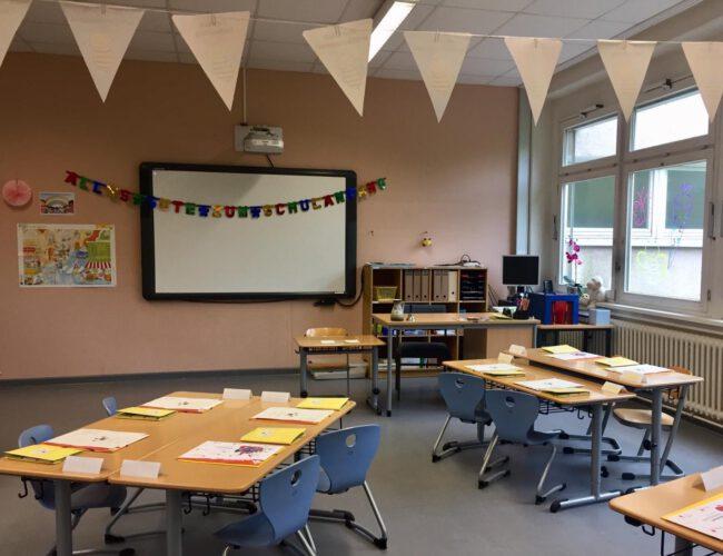 Vorbereitung auf das 1. Schuljahr unter Corona-Bedingungen