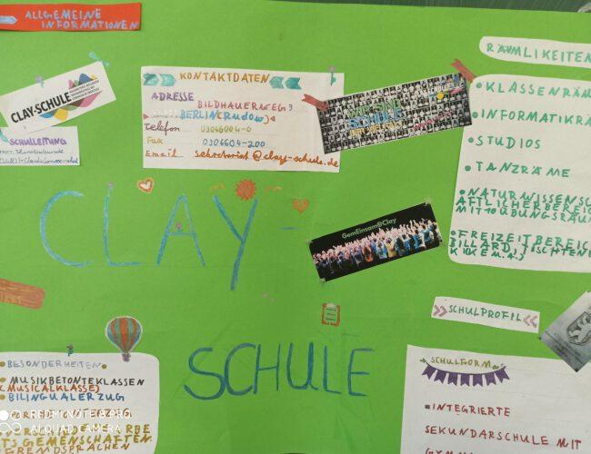 Die 6a stellt vor- Oberschulen in Neukölln